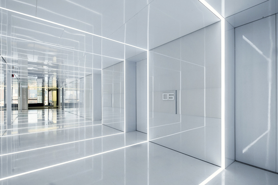 plan lightscaping light as building material in